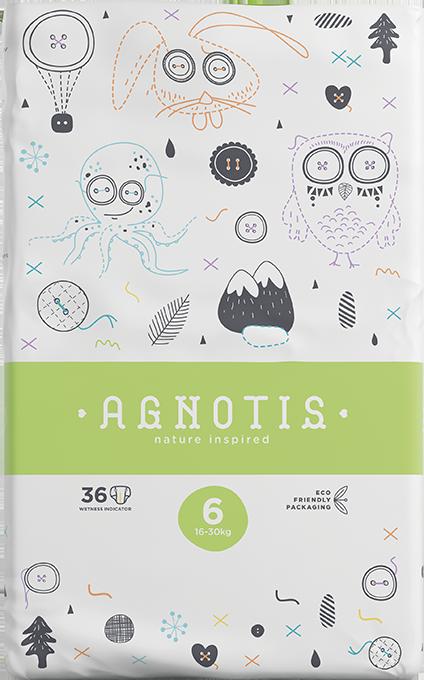 Economy Diapers Agnotis No 6