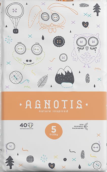 Economy Diapers Agnotis No 5